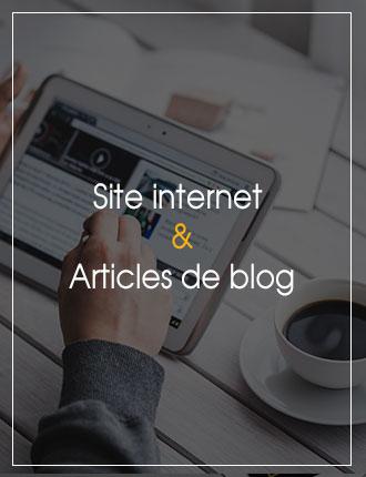 redaction web pour blog et site