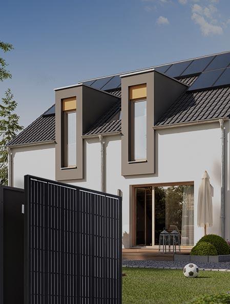 Vente en ligne de kit panneau solaire